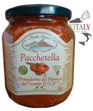 PACCHETELLA OF VESUVIAN PIENNOLO TOMATO PDO