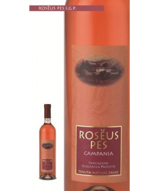 ROSEUS PES I.G.P. CAMPANIA ROSE'