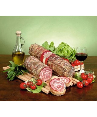 ROLLED BACON 400gr