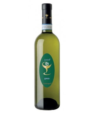 WHITE WINE GREEK SANNIO DOC AURORA - TERRE STREGATE