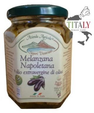 VIOLACEOUS NEAPOLITAN AUBERGINE PICKLED IN OIL