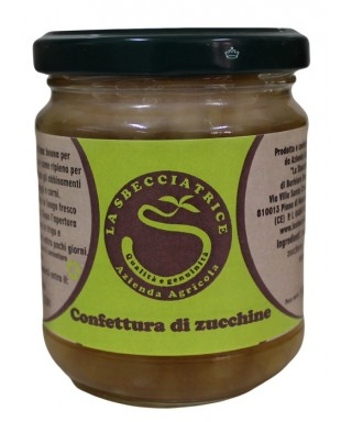 CONFETTURA DI ZUCCHINE 190 gr