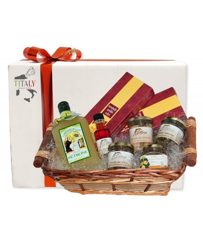 """GIFT BOX """"THE DELIGHTS OF THE COAST"""""""