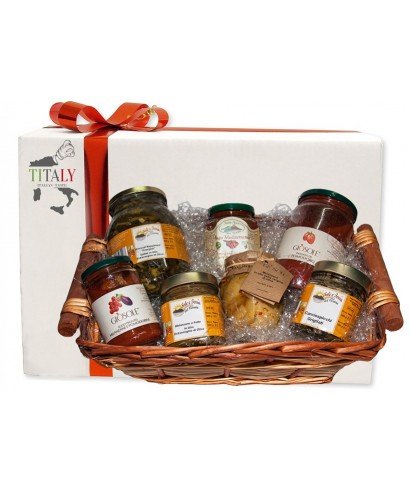 """GIFT BOX """"THE PRESERVES OF OUR LAND"""""""