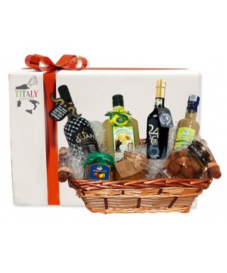 "GIFT BOX ""THE LIQUEURS OF NAPLES GULF"""