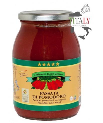 """POMODORI """"IL MIRACOLO DI SAN GENNARO"""" PRESIDIO SLOW FOOD"""