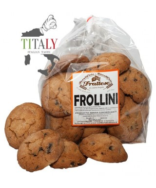 FROLLINI ARTISAN WITH PIECES OF CHOCOLATE