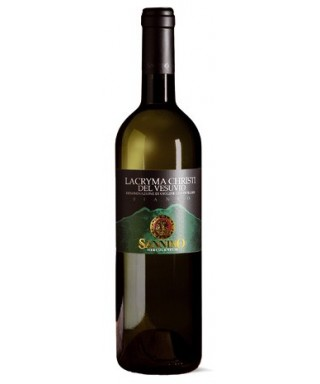 LACRYMA CHRISTI WHITE WINE FROM VESUVIUS D.O.C. 75cl - VINICOLA SANNINO