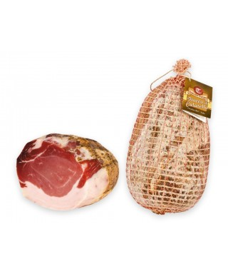 FIOCCO ((SHANK) OF CULATELLO FROM MATESE 1,5Kg - TOMASO SALUMI
