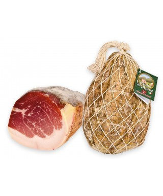 CULATELLO FROM MATESE 5Kg - TOMASO SALUMI