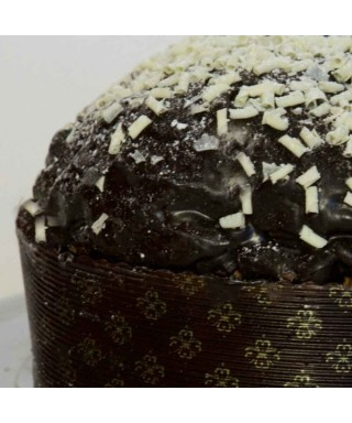 ARTISAN PANETTONE CASTAGNONE WITH CHESTNUTS AND NATURAL RISING 1kg