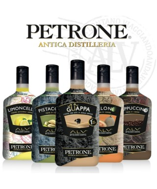 LIQUEUR CREAM PETRONE BY ALVIERO MARTINI 70CL