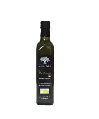 EXTRA VIRGIN ORGANIC OLIVE OIL BIO NATURA 0,5lt - TERRA E ULIVI