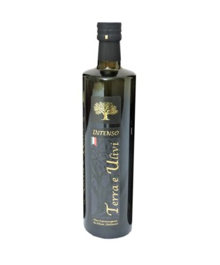 EXTRA VIRGIN OLIVE OIL INTENSO ITALIAN 100% 75 cl - TERRA E ULIVI