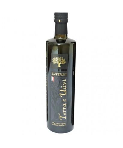 EXTRA VIRGIN OLIVE OIL INTENSO ITALIAN 100% 75 cl - TERRA E ULIVI