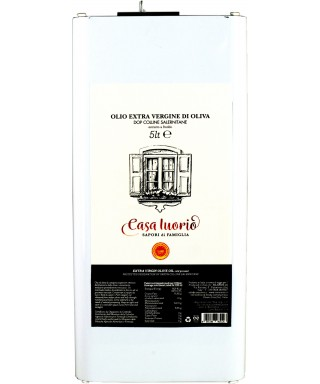 EXTRA VIRGIN OLIVE OIL - CASA IUORIO