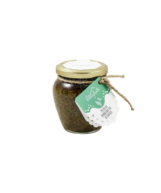 SICILIAN PESTO WITH WILD FENNEL 180gr - ETNAFRUTTI