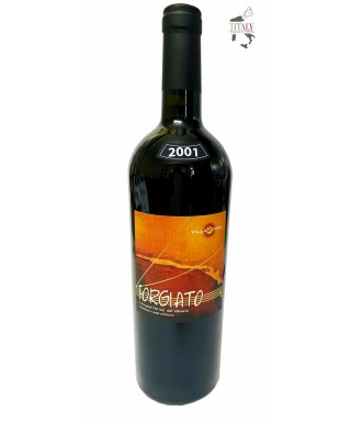 FORGIATO RED WINE LACRYMA CHRISTI DEL VESUVIO DOC - VILLA DORA