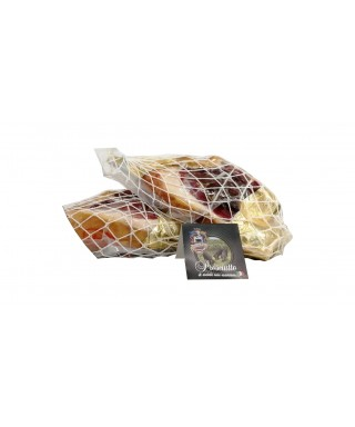 CASERTANA BREED BLACK PIG RAW HAM 4,5 Kg - TOMASO SALUMI