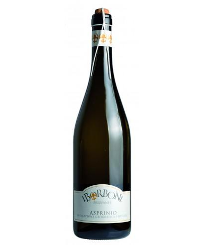 ASPRINIO FRIZZANTE SPARKLING WINE - I BORBONI