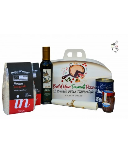 TRAMONTI PIZZA KIT BY AMALFI COAST