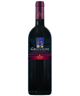 GRUCCIONE RED WINE PIEDIROSSO DOC CAMPI FLEGREI - IOVINO WINERIES
