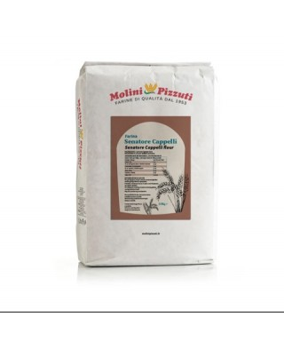 HARD WHEAT SEMOLINA FLOUR - MOLINI PIZZUTI