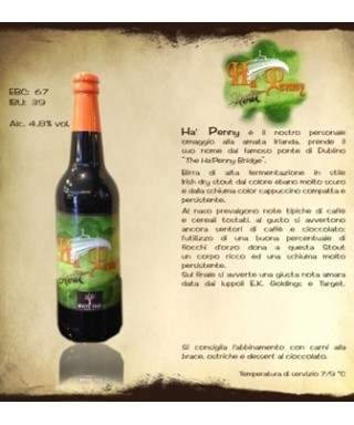 CRAFT BEER FROM CAMPANIA HA' PENNY
