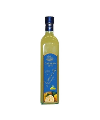 LIMONCELLO SORRENTO LEMON LIQUEUR PGI