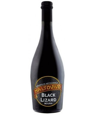 BEER BLACK LIZARD - MALTOVIVO