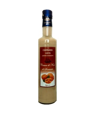 WALNUT OF SORRENTO PDO CREAM LIQUEUR