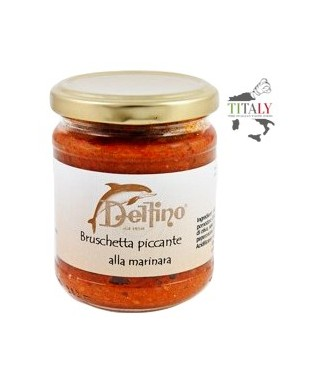 SAVOURY MARINADE PASTE FOR BRUSCHETTA – 212ml