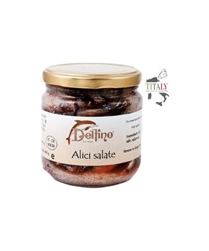 ALICI SALATE DI CETARA - 446ml