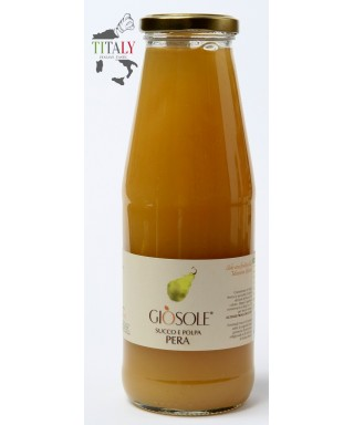 JUICE AND PULP PEAR 720 ml