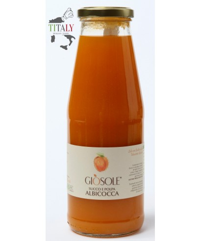 JUICE AND PULP APRICOT 720 ml
