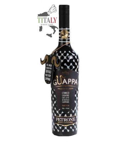 GUAPA ALKOHOL MIT MILCH BUFFALO PDO UND BRANDY 70 cl