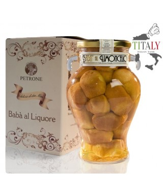 LEMON LIQUEUR BABA' 120 cl