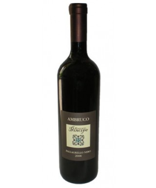 PALLAGRELLO RED WINE AMBRUCO IGT - TERRE DEL PRINCIPE