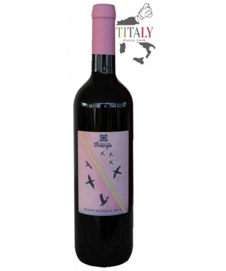 PIANCASTELLI RED WINE - TERRE DEL PRINCIPE