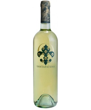 ASPRINIO OF AVERSA D.O.C. WHITE WINE SANTA PATENA - I BORBONI