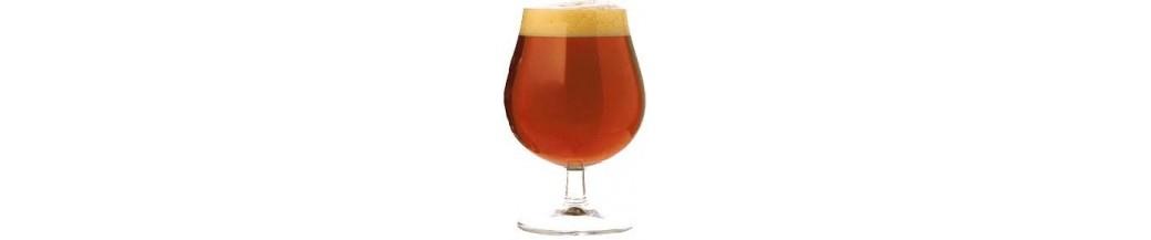 Bernsteinfarbenes Bier