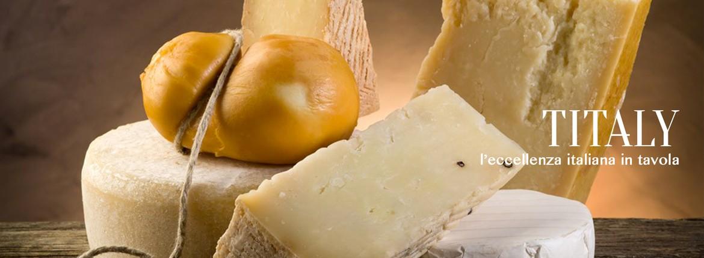 Scegli i migliori formaggi italiani