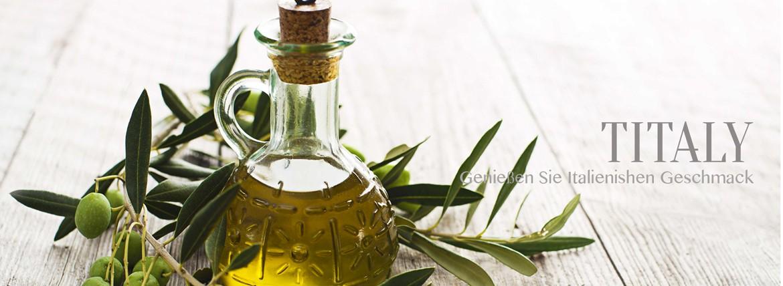 Wählen Sie die besten nativen Olivenölen extra
