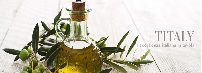 Scegli l'olio italiano garantito e di qualità.