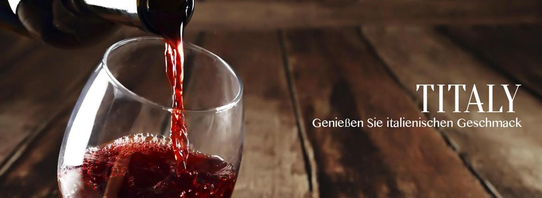 Wählen Sie die besten italienischen Weine